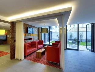 Hampton by Hilton Berlin City West Berlín - Vestíbul