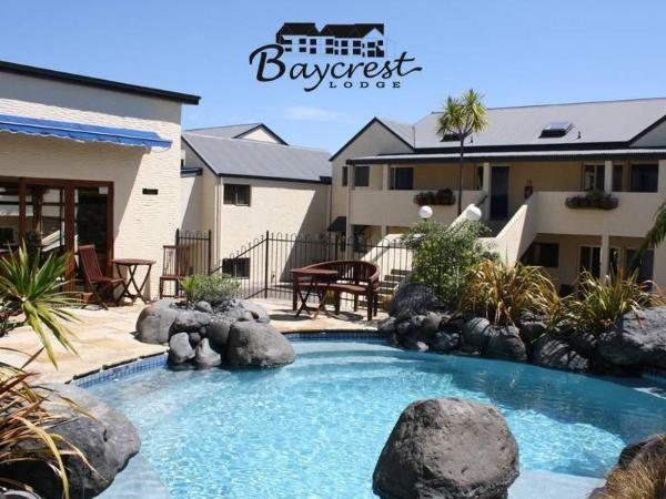 Baycrest Lodge Hotel Taupo