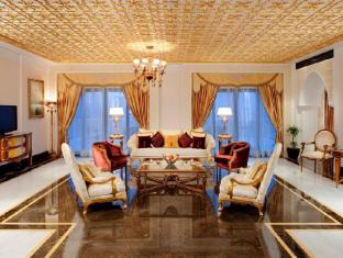 Jumeirah Zabeel Saray Hotel Dubai - Grand Imperial Suite - Living Room