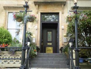 Belgrave Hotel Glasgow - Entrance