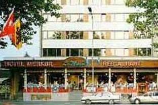Hotel Merkur - West Station Lodge