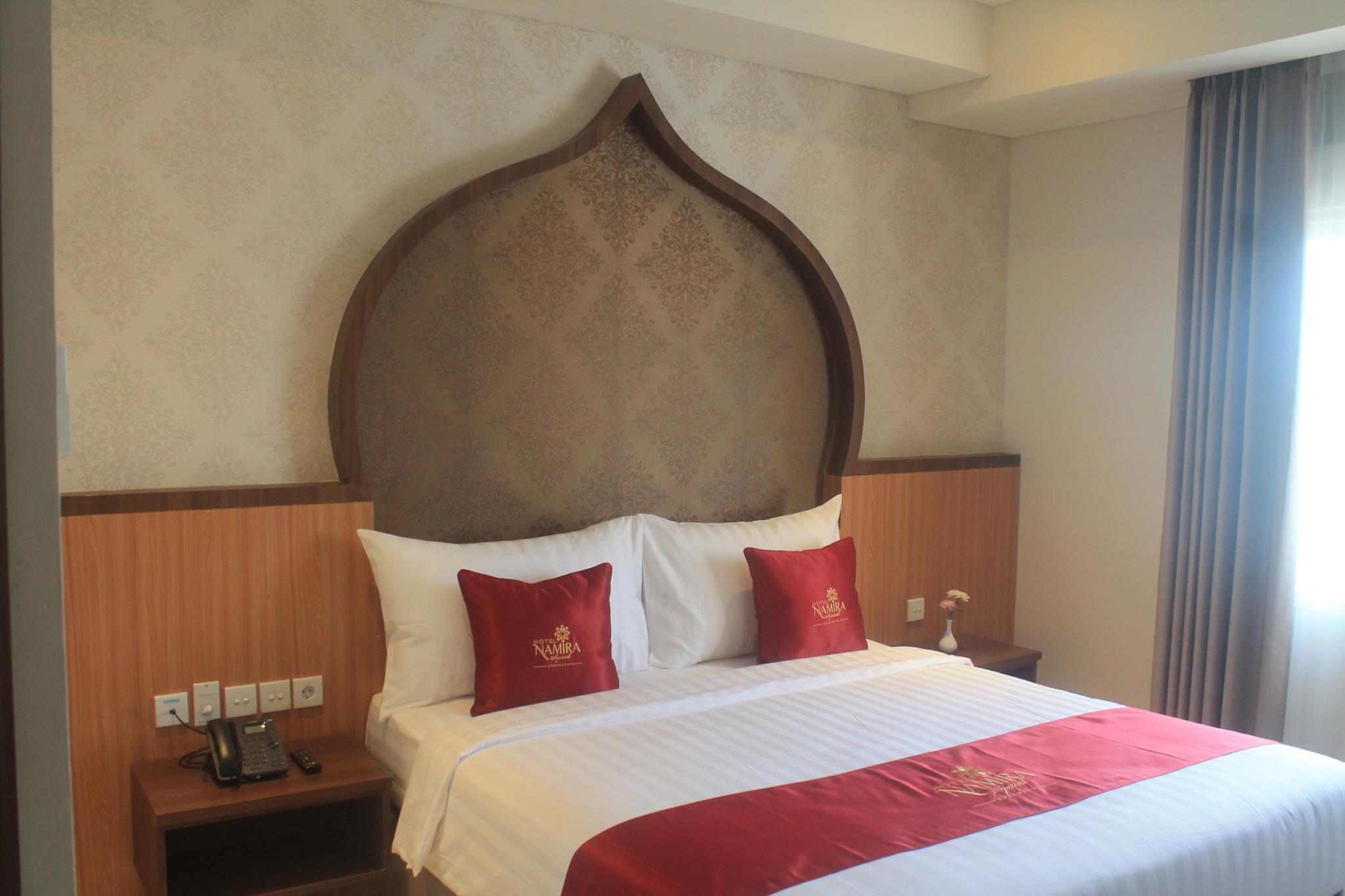 Hotel Namira Syariah Hotel Surabaya - Jln. Wisma Pagesangan 203 Surabaya - Surabaya