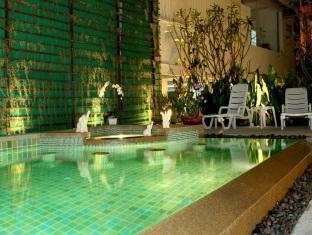 The BluEco Hotel Phuket - Swimming pool
