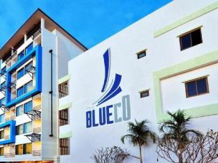 The BluEco Hotel Phuket - Utsiden av hotellet