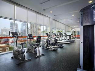 Lohas Suites Sukhumvit by Superhotel Thailand Bangkok - Fitnessraum