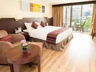 Lohas Suites Sukhumvit by Superhotel Thailand Bangkok - Gästezimmer
