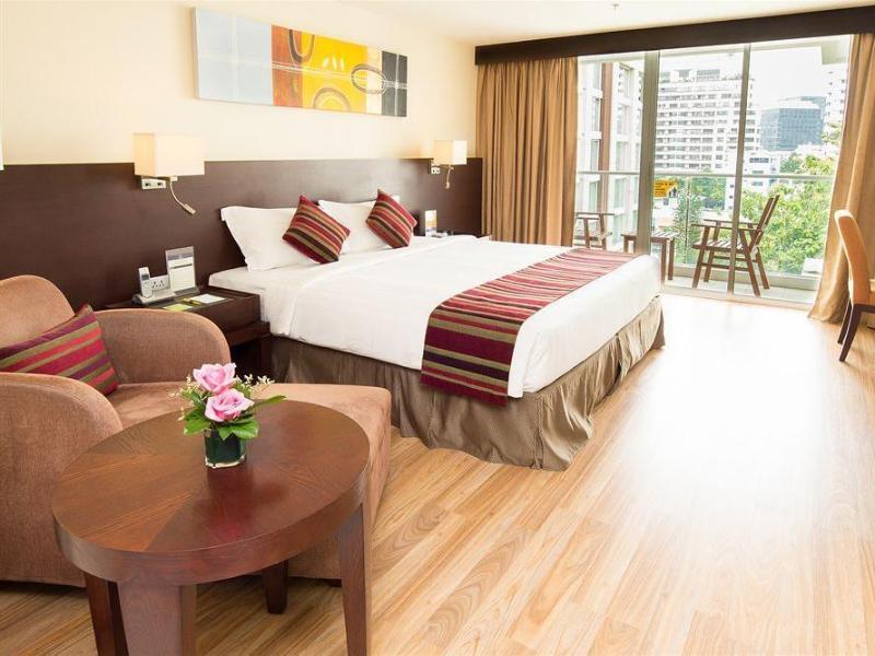 【Sukhumvit Hotel】ロハス スイーツ スクムウィット バイ スーパーホテル(Lohas Suites Sukhumvit by Superhotel)
