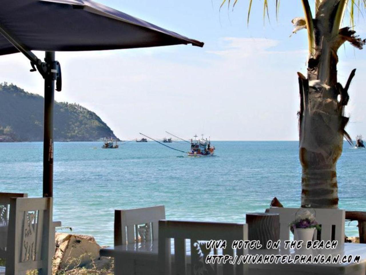 โรงแรมวีว่า ออน เดอะ บีช (Viva On The Beach Hotel)