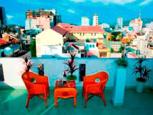 Ruby Hotel Nha Trang - Biet Thu Street