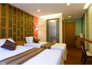 Golden House Bangkok - Golden Grand Deluxe Twin Bed