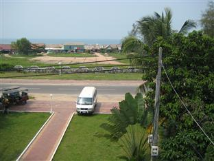Motel 7 Sihanoukville - Sea view from hotel
