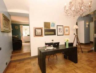 Hotel Villa Linneo Rome - Suite Room