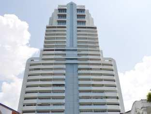 Patong Tower Apartment by Patong TC Phūketa - Viesnīcas ārpuse