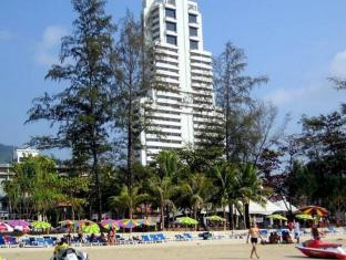 Patong Tower Apartment by Patong TC Phuket - Exteriér hotelu