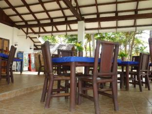 Talima Beach Villas & Dive Resort Mactan Island - מסעדה