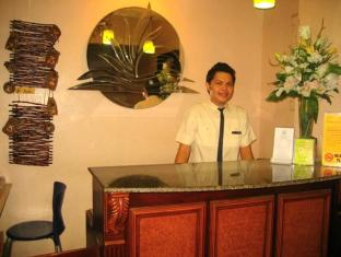 Sun Avenue Tourist Inn And Cafe grad Tagbilaran  - Recepcija