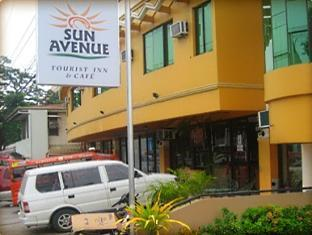 Sun Avenue Tourist Inn And Cafe Tagbilaran City - Interiér hotelu