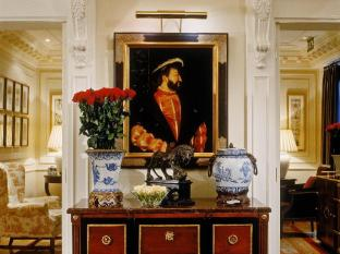 Hotel Francois Premier Paris - Portrait of the King Francois 1er