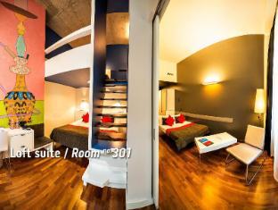 Bohem Art Hotel Budapest - Loft Suite