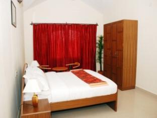 A's Holiday Beach Resort - Boutique Villas and Apartments South Goa - 2 Bedroom Villa - Bedroom