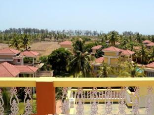 A's Holiday Beach Resort - Boutique Villas and Apartments South Goa - Apartment - View