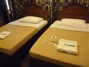 Blue Velvet Hotel & Cafe Davao City - Hotellihuone