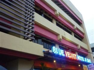 Accommodations In Davao Hotels Blue Velvet Hotel Amp Cafe