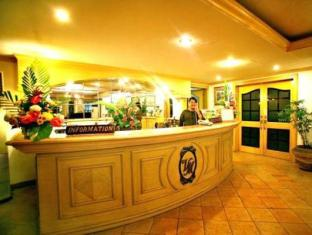 Villa Margarita Hotel Davao - Reception