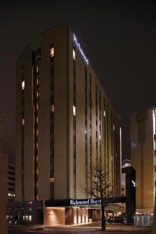 秋田站前里士满酒店 image