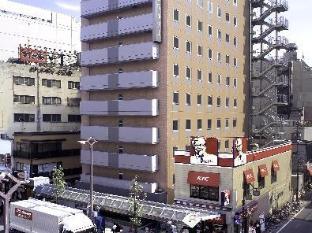 R&B Hotel Kamatahigashiguchi Tokyo - Exterior