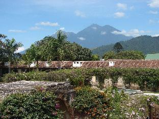 Hotel Museo Casa Santo Domingo Антигуа-Гватемала