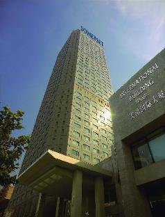 Somerset International Building Tianjin, Tianjin