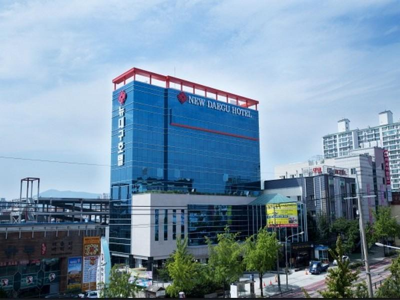 South Korea-호텔 대구 (Hotel Taegu)