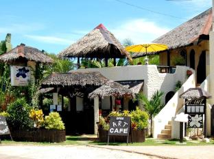 Charts Resort & Art Cafe Bohol - Entrance