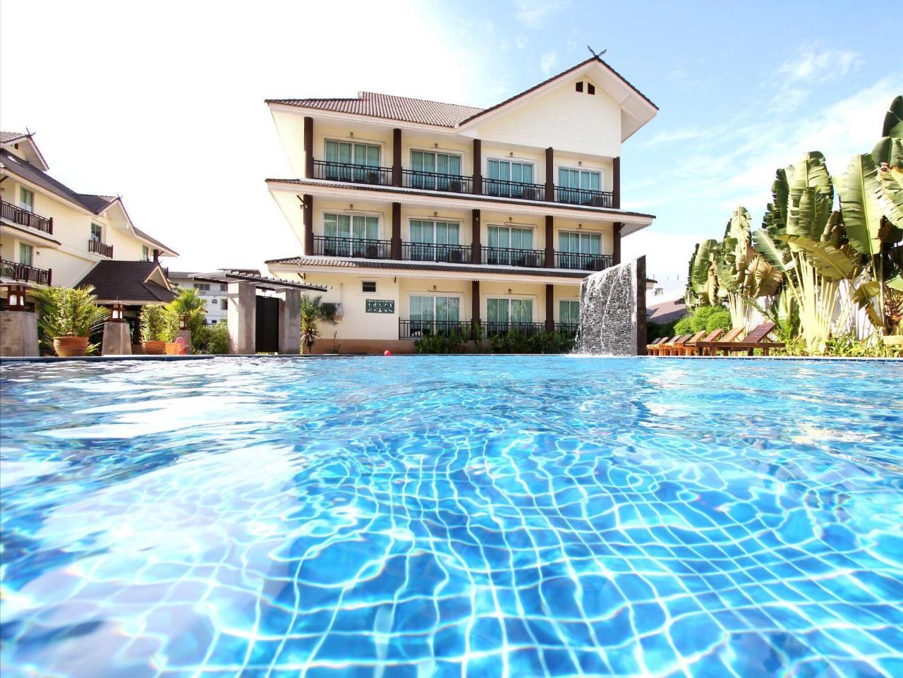 ไดมอนด์ ปาร์ค อินน์ เชียงราย รีสอร์ท (Diamond Park Inn Chiang Rai Resort)