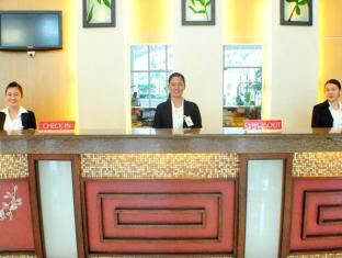 Hotel Elizabeth Cebu Cebu City - Reception