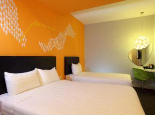 Bliss Boutique Hotel Johor Bahru - Designer Family Junior (no window)