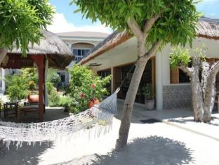 Linaw Beach Resort and Restaurant Panglao Ø - Hotellet udefra