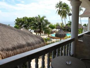 Linaw Beach Resort and Restaurant Panglao Island - Superior Sea View Room Veranda