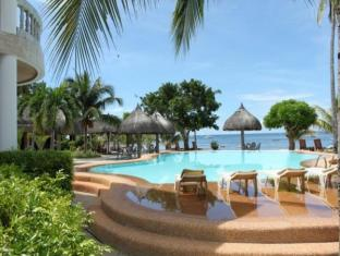 Linaw Beach Resort and Restaurant Panglao Island - בריכת שחיה