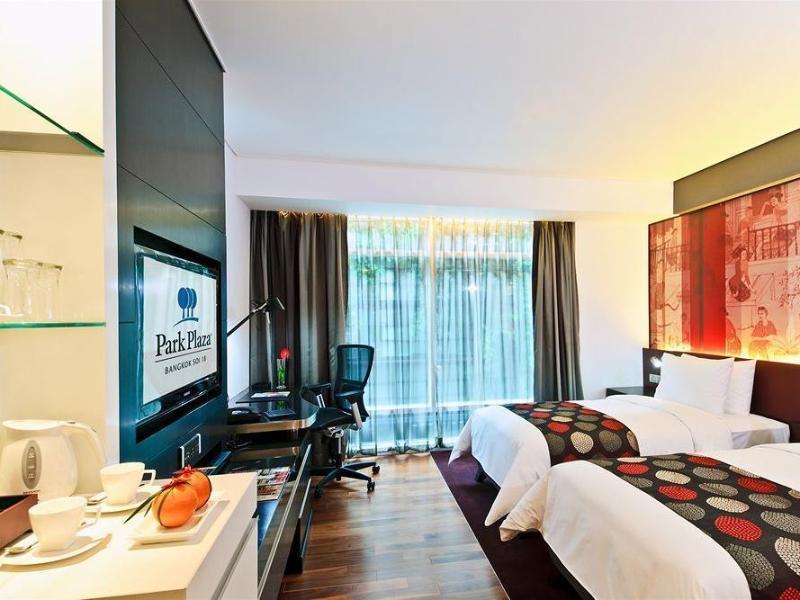 【Sukhumvit Hotel】パークプラザ バンコク ソイ 18(Park Plaza Bangkok Soi 18)