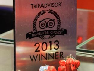 Patong Terrace Boutique Hotel Phuket - Award