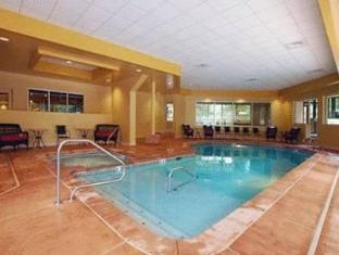 Clarion Hotel And Conference Center Colorado Springs Colorado Springs (CO) - Swimming Pool
