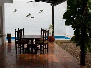 Naranja 10 Bed and Breakfast Cancun - Balkon/terasa