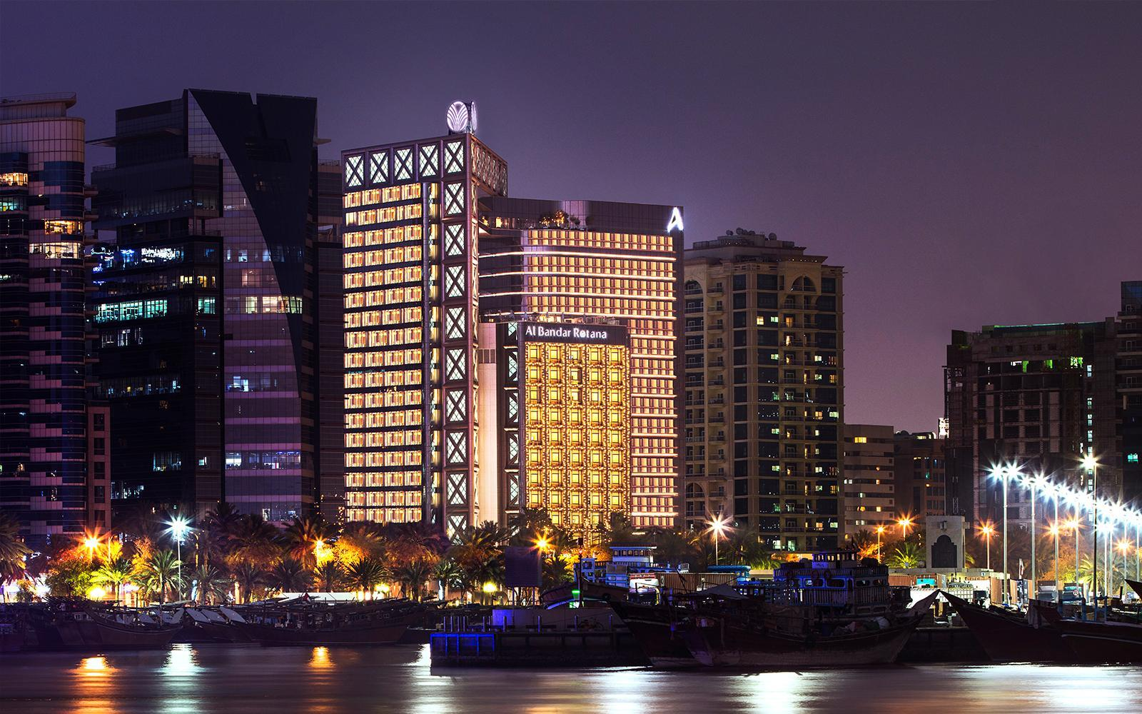 Al Bandar Rotana – Dubai Creek – Dubai 4