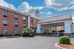 Coupons Comfort Suites Airport