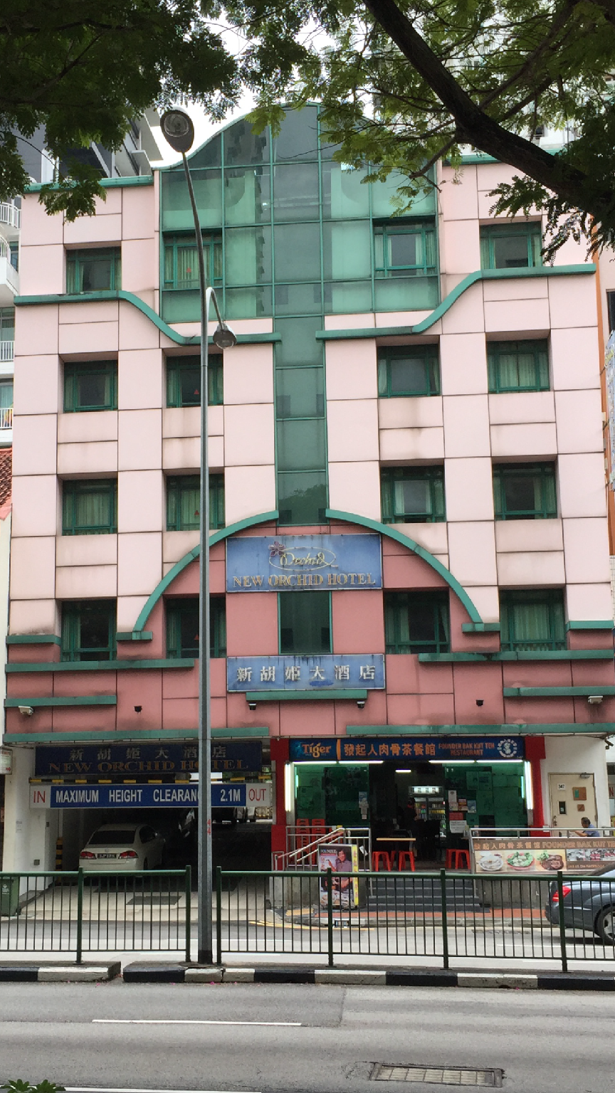New Orchid Hotel (SG Clean Certified) image