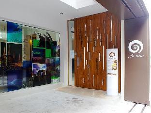 ホテル アット ワン イン フアランポン At One Service Hotel