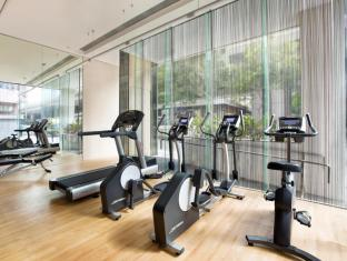 Ovolo West Kowloon Hong Kong - Gimnasio