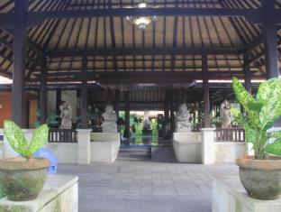 Puri Dalem Sanur Hotel Bali - Sisäänkäynti
